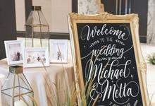 Michael & Metta Wedding by Millevoile