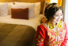 Chinese Wedding by Shangri-La's Tanjung Aru Resort & Spa