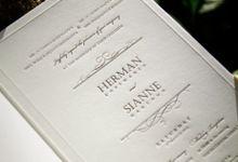 The Wedding of Herman & Sianne by Minima Creative