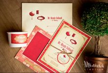 Mr. Mende's Old Shanghai Birthday Party by Minima Creative