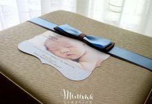 Regan Birth Announcement Package by Minima Creative