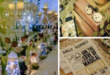Harry Potter Inspired Wedding by Eye Candy Manila Event Styling Co.