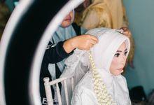 Mira & Norman Wedding by PRESTIGE PHOTOGRAPHY
