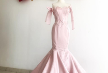 Engagement Gown Ready Rent by Miracle Atelier