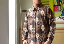 Our Man Client by Mirza Raffa