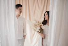 Rynaldi and Tesia Indoor couple session by MISSTAN