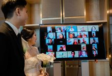 Intercontinental Pondok Indah - Wedding of Dicky & Mitzi by JP Wedding Enterprise