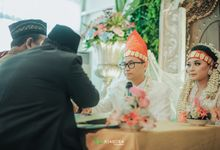 Wedding Sasti & Olan by yusway photography