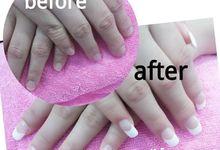 Bridal Nails Portfolio by Luxe Women