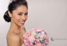 Bridal Hair And Make Up by Gale Dy Make Up Artistry