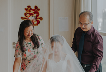 Celebrating Helen & Kah Lam by MJKphotography