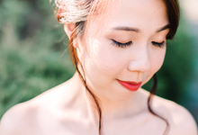 Chooi Ling and Thomas Engagement in KL by MJKphotography