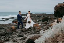 Destination Engagement Portrait  by MJKphotography