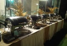 Celia and Dee wedding by Bali Bakery Catering Service