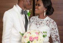Bisola Awotunde weds Makinde Olubiyi Nigerian Wedding Highlights by Rayhouse Studios