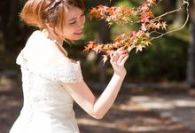 [KYOTO] Botanical Garden by The Wedding & Co