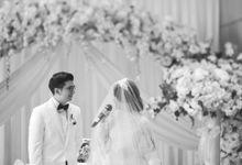 Joshua & Stella Wedding Day by VOI&VOX Photography