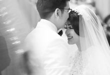 Joshua & Stella Wedding Day by VOI&VOX Photography