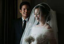 The Wedding of Andreas & Hana by williamsaputra