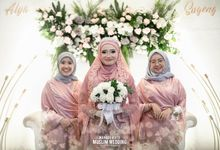 Wedding Sugeng & Alya - 7 March 2021 by Tsamara Resto
