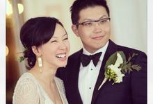 Jen & Patrick by Zhou Aiyi by MAKEUP ENTOURAGE