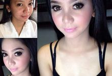 Wedding Make Up by Willy Manopo