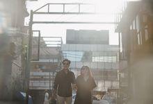 Couple session Aji & Mitha by Hello Malica