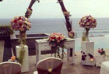 Wedding Arches Decoration by Lili Weddings