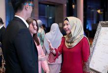 Subang Wedding of Azhar & Nadjwa by Twinception Productions