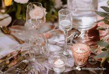 The Rizt Carlton Wedding Decoration by Bali Wedding Service