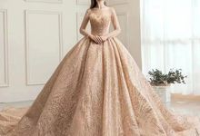 Wedding Dress by Sewa Gaun Pesta