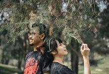 prewedding Tiara & topik by Mamoto Picture
