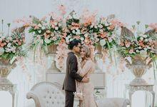 The Wedding Of Melati & Yogy by Beblooms Wedding