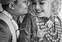 Akad Nikah Ojita & Buyung by Azila Villa