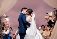 Marvin & Maebelle  Tagaytay Wedding by Bogs Ignacio Signature Gallery