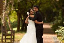Reuel And Iwojhima Wedding by Makeup by Marjorie