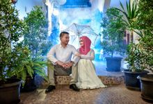 Prewedding F+S by Cafella Photography