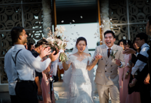 Hengky and Jilly wedding by mnm wedding bali