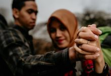 Prewedding Adhitya & Intan (Love to Hike Together) by Creative Klan Studio