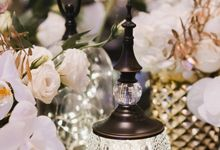 White Elegance by Fleurs At Marrakesh