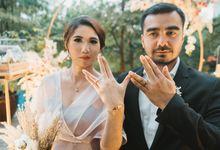 Lamaran Yudhit & Giscka by Password Wedding Organizer