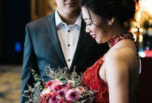 Sangjit Chandra & Liliana by Password Wedding Organizer