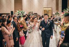 Chandra & Liliana by Password Wedding Organizer