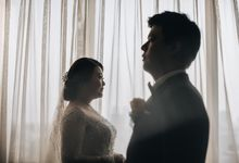 Malvin & Yuryca by Password Wedding Organizer