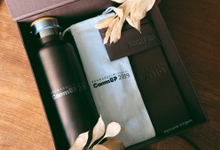 Gift set for Commonwealth Bank by Molusca Project