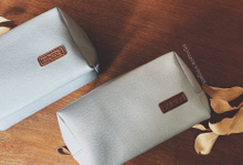 Customized Pouch Souvenir by Molusca Project