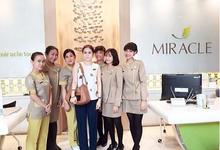 Momo Geisha melakukan prewedding treatment di Miracle by Miracle Aesthetic Clinic