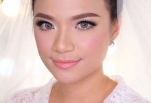 Wedding Makeup by MonaMonicaMakeup