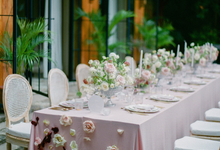 Romantic Blush elegant by Mondaybloom