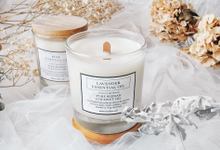 Aromatherapy candle 180ml. by mondee